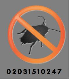 Pest Control Hackney
